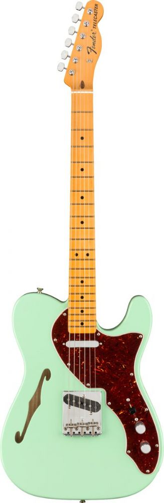 Fender American Original 60s Telecaster Thinline, Surf Green